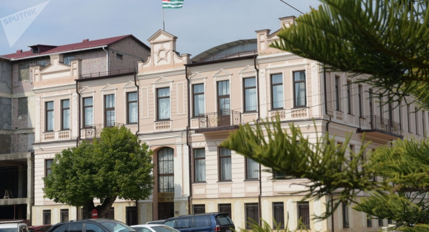 Георгий Воуба освобожден из-под домашнего ареста
