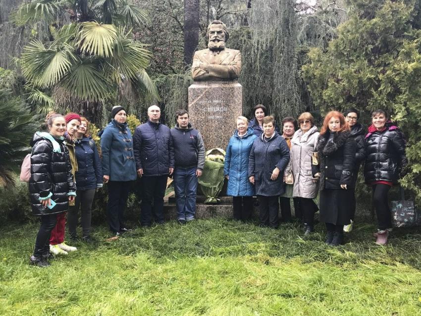 Координационный союз организаций русских соотечественников Абхазии почтил память Смецкого