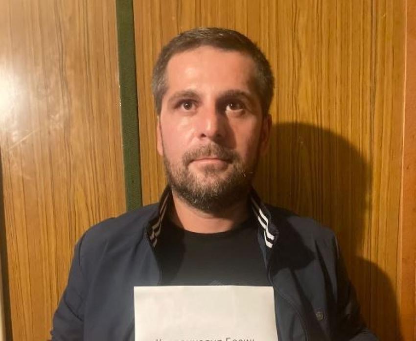Ложный звонок о взрывном устройстве в банке сделал Бесик Кварацхелия