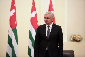 Поздравление Рауля Хаджимба народу Абхазии с Днем Победы и Независимости