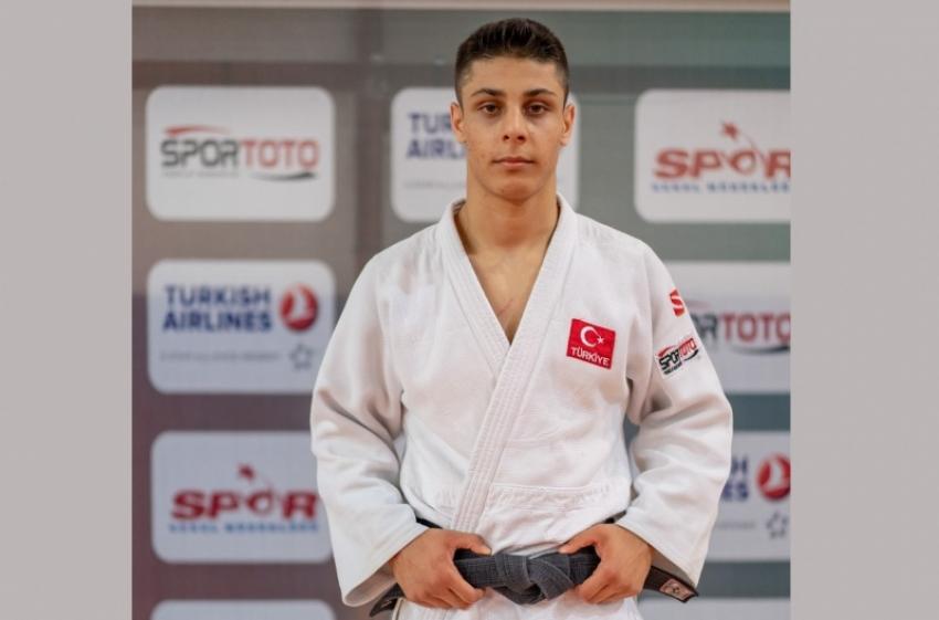 Эрман Эшба - чемпион Турции по дзюдо