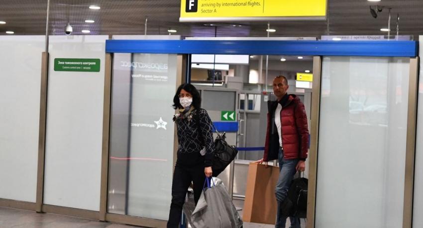 Россия закроет въезд для иностранцев до 1 мая