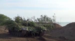«Танковый трезубец» применили в Абхазии