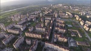 МЧС Абхазии ликвидировало пожар в Новом районе Сухума