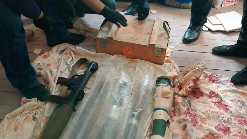 МВД: в одной из квартир в Сухуме изъято огнестрельное оружие и боеприпасы