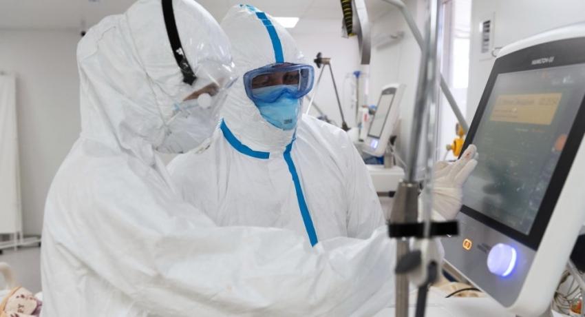 Житель Абхазии с коронавирусом умер в больнице Сочи