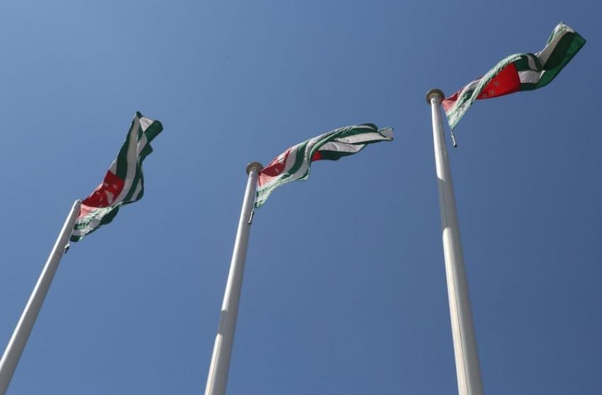 Празднования к Дню флага Абхазии начнутся с возложения цветов в Парке Славы