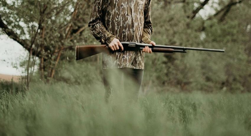 Удачная охота: жители села Отап застрелили трех волков