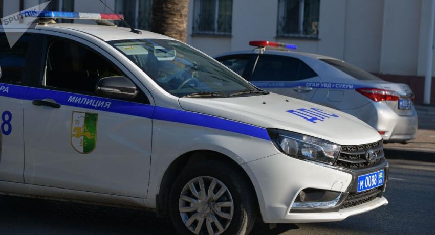 Водитель под метадоном сбил пешехода в Сухуме