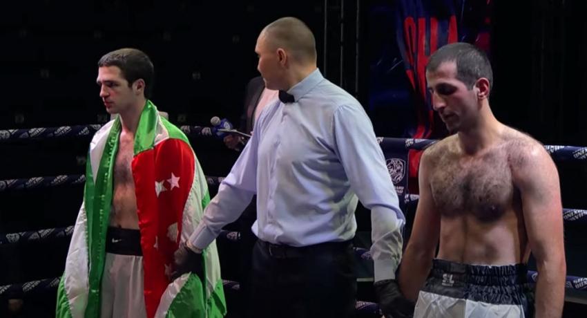 Абхазский боксер Эрик Мукба стал обладателем чемпионского титула WBL