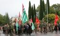 Поздравление с Днем Победы народу Республики Абхазия!